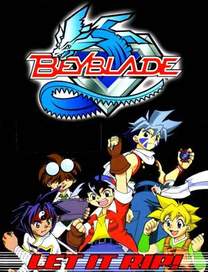 Locandina Beyblade streaming